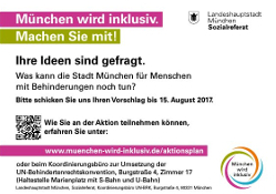2. Aktionsplan: Mitmach-Aktion